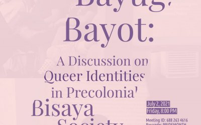 Asug, Bayug, Bayot: A Discussion on Queer Identities in Precolonial Bisaya Society
