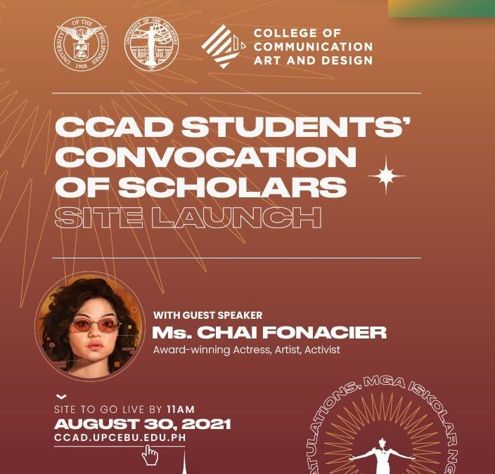 UP Cebu CCAD to launch convocation rites on new webpage